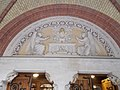 Sacred Heart Church. Adoration relief. - Budapest District VIII.JPG