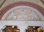 Sacred Heart Church. Adoration relief. - Budapest District VIII.JPG
