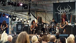 Sadistic Intent American death metal band