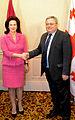 Saeimas priekšsēdētāja oficiālā vizītē apmeklē Gruziju (13556300973).jpg