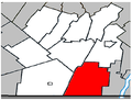 Saint-Bernard-de-Lacolle Quebec location diagram.PNG