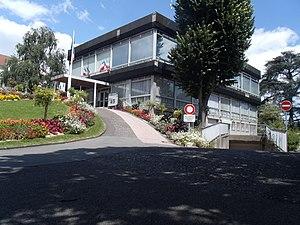 Saint-Brice-sous-Forêt - Town hall