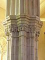 Saint-Méen-le-Grand (35) Abbatiale Ancien collatéral nord du chœur 08.JPG
