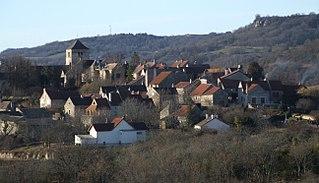 Saint-Romain, Côte-dOr Commune in Bourgogne-Franche-Comté, France