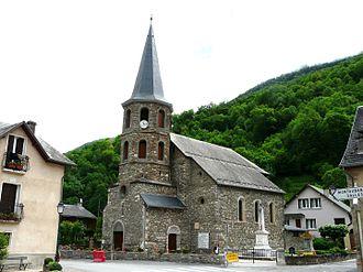 Saint-Mamet - Image: Saint mamet église