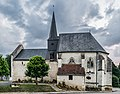 Saint Albinus church in Faverolles-sur-Cher 03.jpg