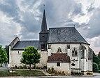 Saint Albinus church in Faverolles-sur-Cher 03.jpg