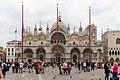 Saint Mark's Basilica - Basilica di San Marco.jpg