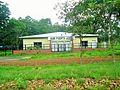 Salón de Usos Múltiples (SUM) - Puerto Leoni, Provincia de Misiones, sobre Ruta Nacional 12.JPG