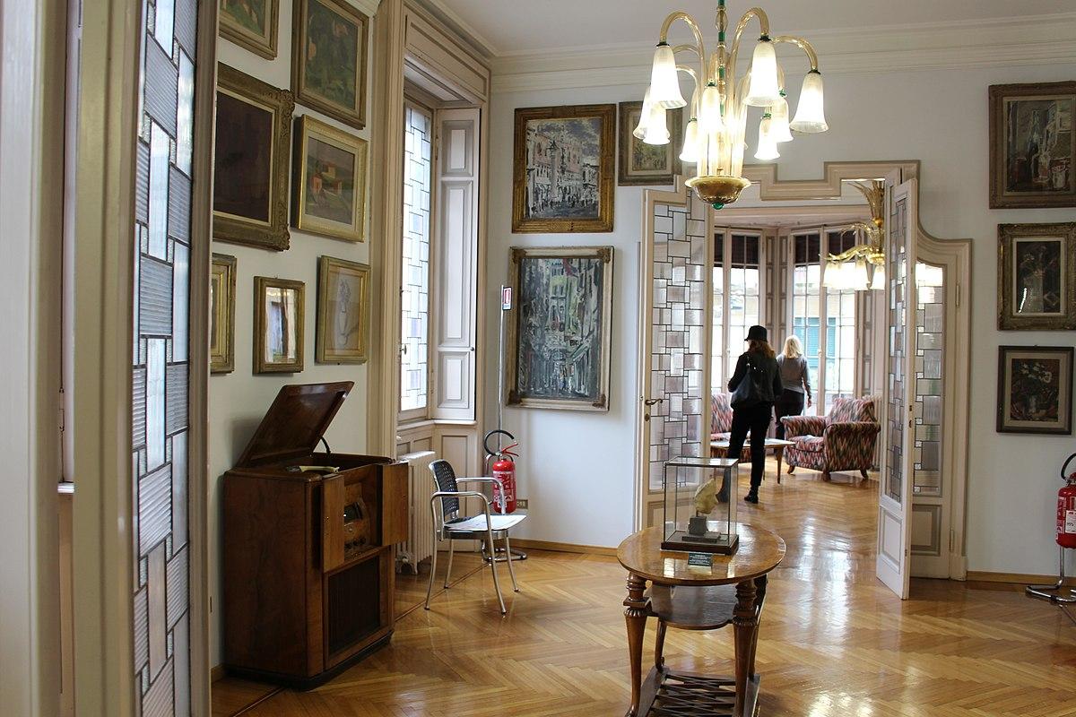 Casa museo boschi di stefano wikipedia for Casa museo boschi di stefano
