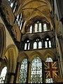 Salisbury Cathedral - Union Jack - geograph.org.uk - 1903342.jpg