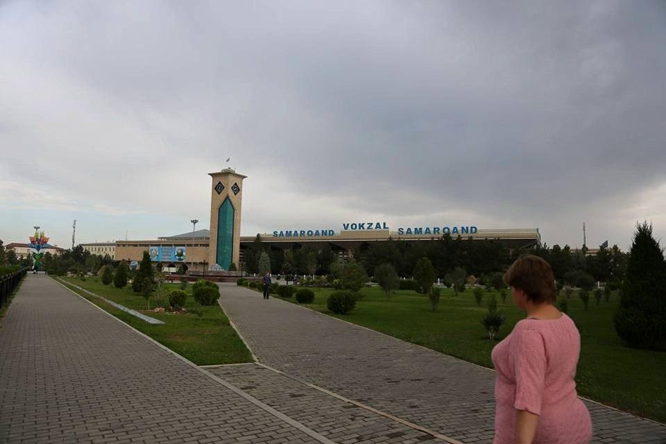 Samarkand city sights899
