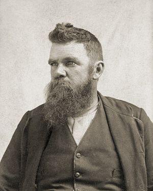 Samuel Fielden - Samuel Fielden circa 1886
