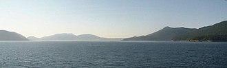 San Juan Islands - Image: San Juan Islands 1