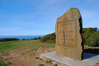 San Francisco Bay Discovery Site United States historic place