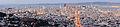 San Francisco from Twin Peaks September 2013 panorama 4.jpg
