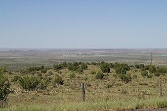 San Jon, New Mexico - Image: San Jon New Mexico 2003