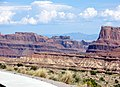 San Rafael Swell, Spotted Wolf Pass, Utah I-70E (6003186378).jpg