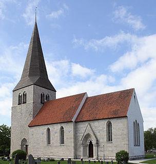 Sanda Church Church in Sweden