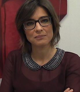 Sandra Barneda Spanish journalist and television presenter