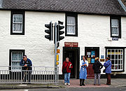 The Post Office, Sanquhar
