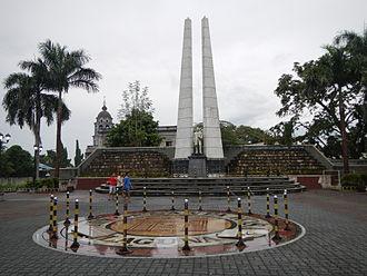 Santa Rosa, Laguna - Central Plaza