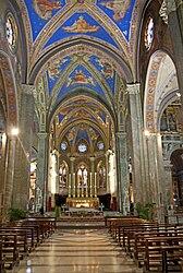 Santa Maria sopra Minerva altar 2010 3.jpg