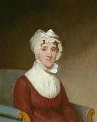 Sarah Homes Tappan (Mrs. Benjamin Tappan)