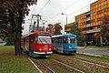 Sarajevo Tram-206 Line-3 2011-10-23.jpg
