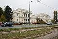 Sarajevo Tram-Line Muzeji 2011-10-28 (4).jpg