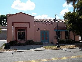 Sarasota Herald Building - Image: Sarasota FL Herald Bldg 01