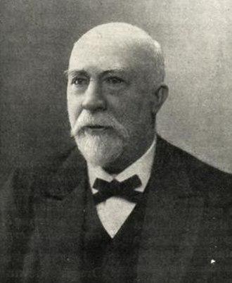 Ferdinand Sarrien - Image: Sarrien