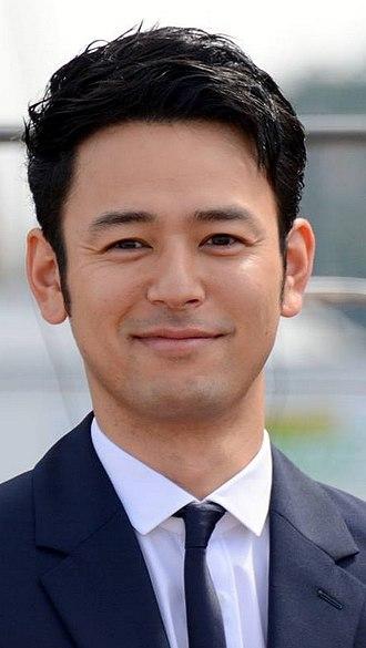 Satoshi Tsumabuki - Tsumabuki at the 2015 Cannes Film Festival