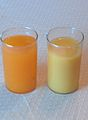 Satsuma Juice vs. Orange Juice.jpg