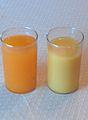 Satsuma Juice vs. Orange Juice.jpg