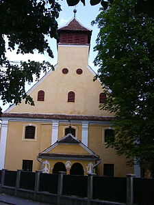 Saxon church in Blumana.JPG