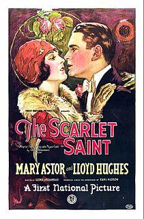 <i>Scarlet Saint</i> 1925 film