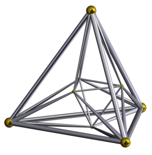 16-cell Four-dimensional analog of the octahedron