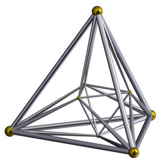 Cross-polytope - A 4-dimensional cross-polytope