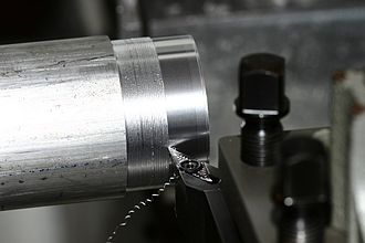 Turning - Finish turning