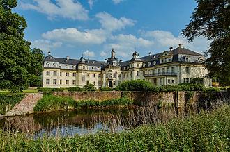 Rosendahl - Image: Schloss Varlar, Rosendahl (00674)