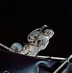 Schweickart Apollo 9 EVA (AS09-19-2982).jpg