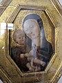 Scuola senese, madonna col bambino, 1450 ca. 02.JPG