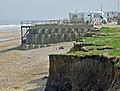 Sea defences, Ulrome, East Yorks. - geograph.org.uk - 794571.jpg