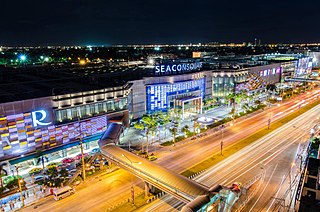 Seacon Square shopping centre in Prawet, Bangkok