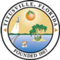Seal of Titusville, Florida.png
