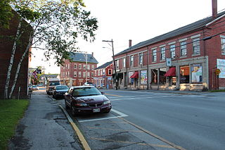 Searsport, Maine Town in Maine, United States