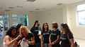 Second Chance School of Corfu with Wikipedia t-shirts 03.jpg