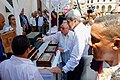 Secretary Kerry Looks at a Cigar Humidor From a Street Vendor as He Walks Through the Plaza de San Francisco in Old Havana (19955544554).jpg