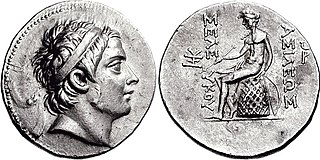ruler of the Seleucid Kingdom